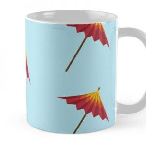 Cocktail Umbrella Mug