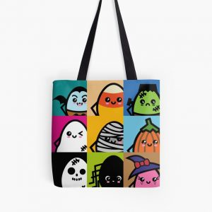Creepy Eggs Series Tote Bag