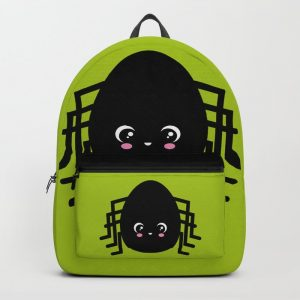 Creepy Egg Spider Backpack