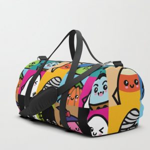 Creepy Eggs Series Duffle Bag