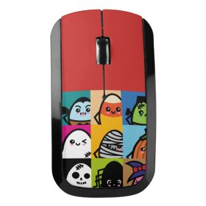 Creepy Eggs Series Wireless Mouse