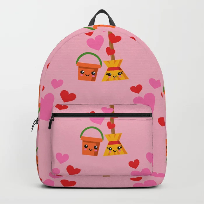 Society6 - Backpack - A Long Lasting Love