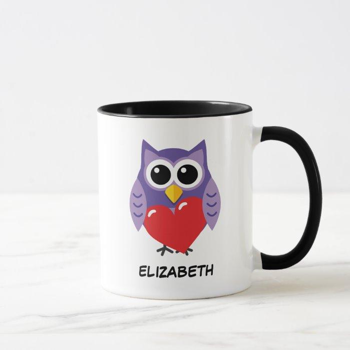 Zazzle - Mug - An Owly Love
