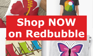 Shop NOW on Redbubble