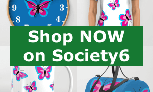 Shop NOW on Society6